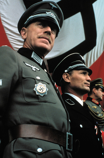 VICTORY, Max von Sydow, Arthur Brauss, 1981, (c) Paramount/courtesy Everett Collection