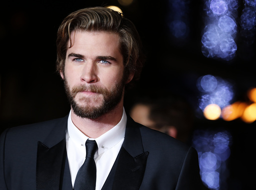 Actor Hemsworth arrives for the world premiere of