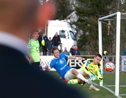 Eidsvold Turn - Strømsgodset 0 - 1