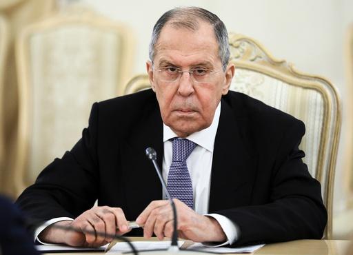 Russlands utenriksminister Sergej Lavrov anklager vesten for å utnytte pandemien for å legge press på andre stater. Arkivfoto: Russlands utenriksdepartement / AP / NTB