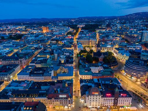 Det er registrert 285 nye koronasmittede i Oslo det siste døgnet. Foto: Cornelius Poppe / NTB
