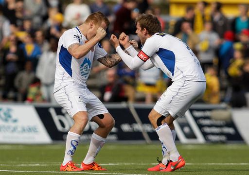 Fotball: Bodø/Glimt - Aalesund (0-1)