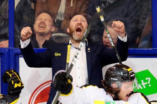 NM ishockey 2017, kamp 6: Frisk Asker - Stavanger. (2-5)