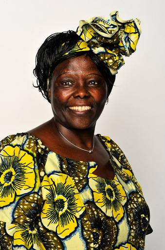 FILE PHOTO - Kenyan Nobel Laureate Dr Wangari Maathai Dies