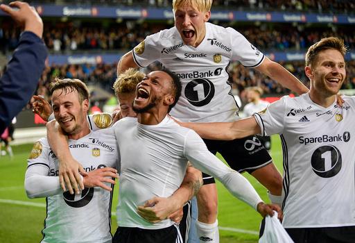 Europa League play-off 2017: Rosenborg - Ajax.