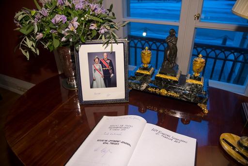Kong Harald fyller 80 år