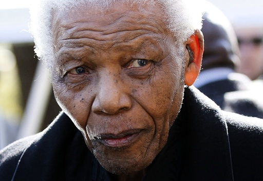 SAFRICA-POLITICS-HEALTH-MANDELA-FILES