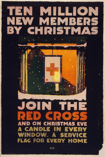 Ten million new members by Christmas Join the Red Cross, and