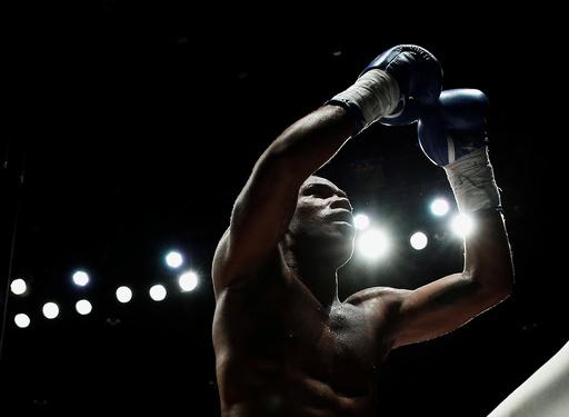 Boxing - WBA super-featherweight - Takashi Uchiyama of Japan v Jezreel Corrales of Panama