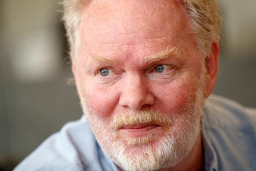Torgrim Eggen har skrevet bok om Eirik Jensen og Cappelen-saken.