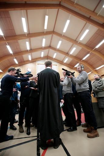 Ankesaken til Anders Behring Breivik mot staten.