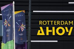 Hele den islandske delegasjonen til Eurovision-konkurransen i Nederland er i karantene etter at en i gruppen har testet positivt på koronatest. Foto: Peter Dejong / AP/ NTB