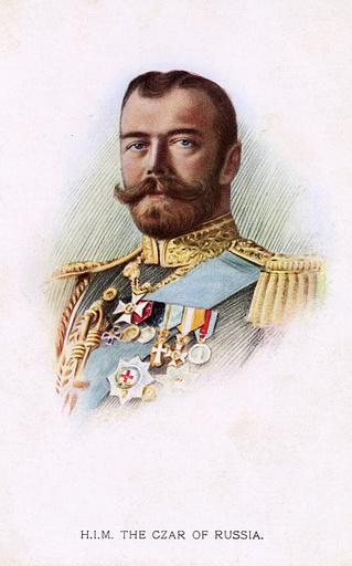 Tzar Nicholas II of Russia