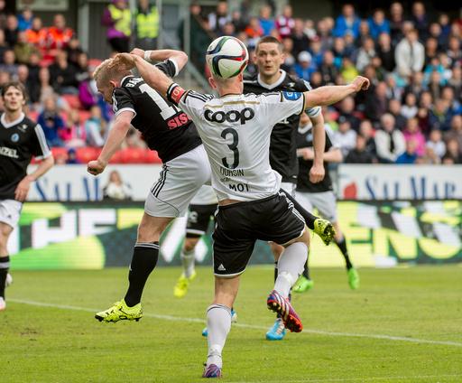Rosenborg - Vikingur 0 - 0