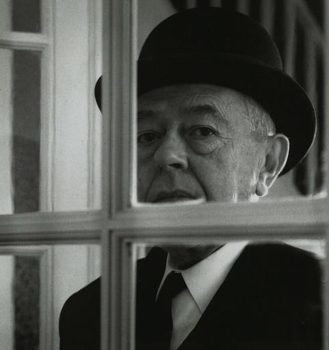 René Magritte / Photo / 1967