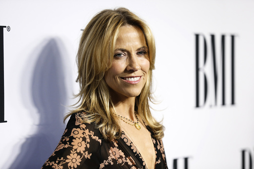 Songwriter and musician Sheryl Crow poses at the 62nd Annual BMI Pop Awards in Beverly Hills, California