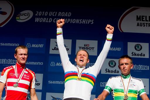 2010 UCI Road World Championships