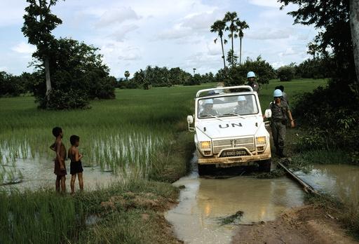 CAMBODIA. 1992.