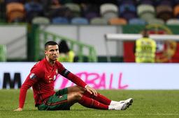 Cristiano Ronaldo er fortsatt ikke klarert for spill mot Lionel Messi og Barcelona onsdag. Foto: Armando Franca / AP / NTB scanpix