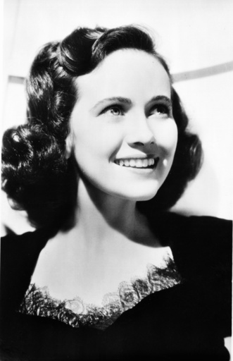 TERESA WRIGHT PORTRAIT