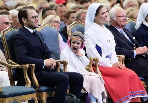 Crown Princess Victorias 39th birthday