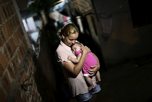 A Picture and its Story: After Zika - a mother's story