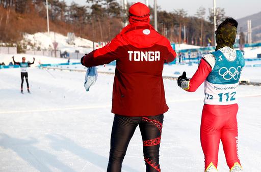 Vinter-OL. Olympiske leker i Pyeongchang 2018. 15 km fri menn.