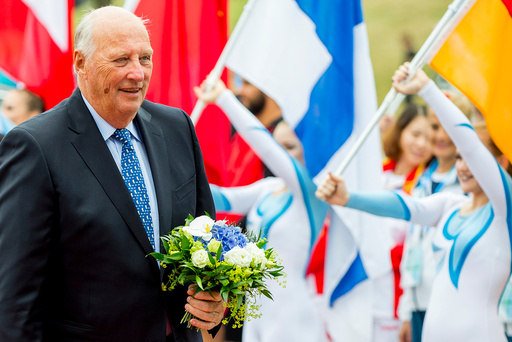 King Harald's World Gym for Life Challenge