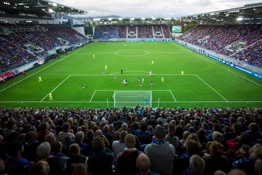 ELITESERIEN FOTBALL VÅLERENGA