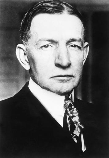 Charles G. Dawes / Foto 1930 - Charles G. Dawes / Photo / 1930 -