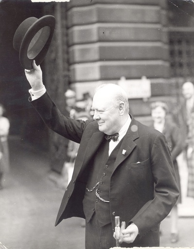Prime Minister Sir Winston Churchill 1874 - 1965