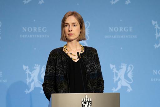 Næringsminister Iselin Nybø (V) vil innføre flere unntak fra innreisebestemmelsene for utenlandsk arbeidskraft. Foto: Torstein Bøe / NTB