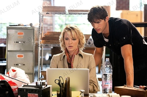 KILLERS (2010), directed by ROBERT LUKETIC. KATHERINE HEIGL; ASHTON KUTCHER.