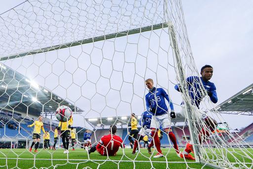 Treningskamp i fotball: Vålerenga - Start