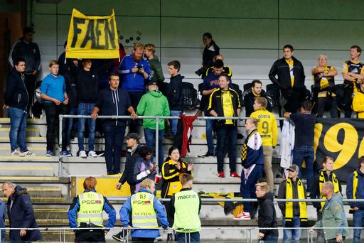Eliteserien fotball 2018 Start - Odd 0 - 1