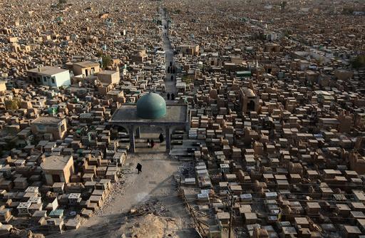 The Wider Image: Iraq's