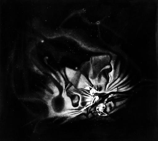 Orion Nebula, 1868 artwork