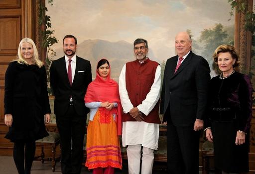 Nobel Peace Prize festivities in Oslo