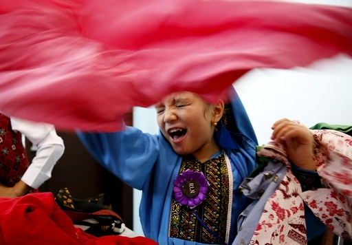 Refugee gather in Jakarta to mark the world refugee day