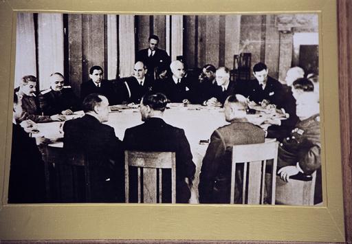 Konferenz von Jalta / Sitzung - Meeting / Yalta Conference / 1945 - Seconde Guerre mondiale / Conférence de