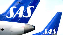 Kapasiteten i SAS er redusert med 16 prosent siden januar og 81 prosent siden i fjor. Foto: Gorm Kallestad / NTB