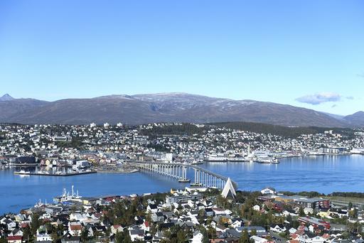 Det første smittetilfellet siden 17. mai er påvist i Tromsø. Det er en ung ansatt i hjemmetjenesten som har fått påvist koronaviruset. Foto: Marianne Løvland / NTB scanpix