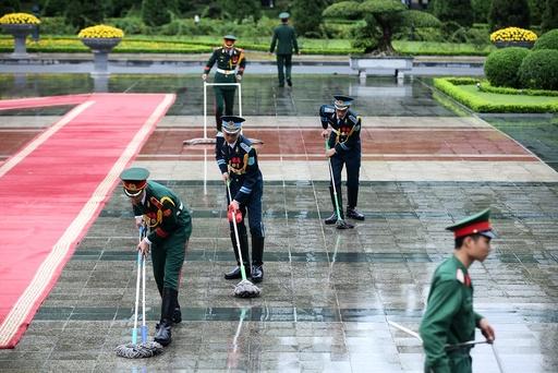 President of the Czech Republic Milos Zeman visits Vietnam