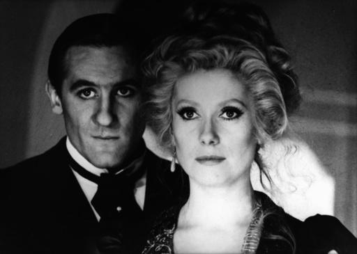 François Truffauts 'Die letzte Metro' - François Truffaut's 'The Last Metro' -