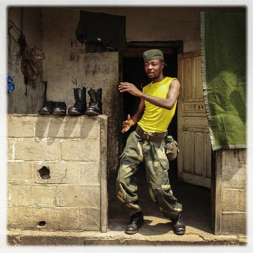 CONGO. The Kivus.