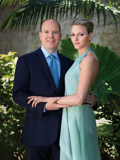 Prince Albert II of Monaco to marry Charlene Wittstock
