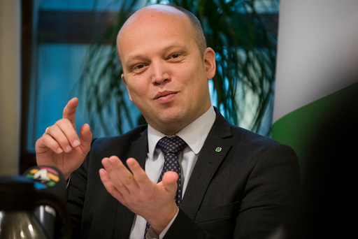 Senterpartiet legger fram sitt alternative statsbudsjett