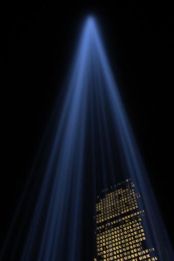 USA. NYC. 9-11 Anniversary.