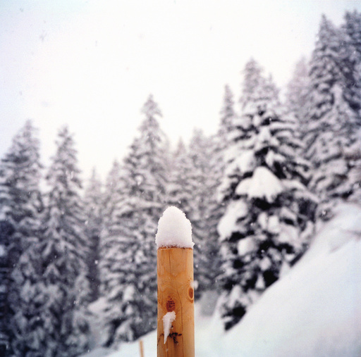 SWITZERLAND. Winter in Davos. 2000