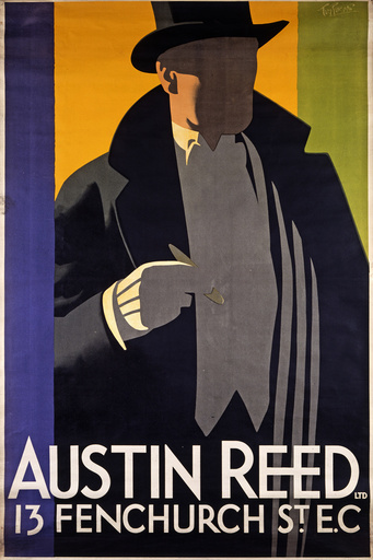 Austin Reed advert